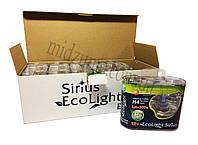 Лампа головного света Eco Light Sirius +100% 3800K H4 12V 60/55W P43T