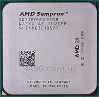 Процесор AMD Sempron 180 2.4 GHz (SDX180HDK22GM) 2000 MHz Socket AM3 1 MB