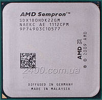 Процессор AMD Sempron 180 2.4 GHz (SDX180HDK22GM) 2000 MHz Socket AM3 1 MB