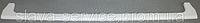 Переднее обрамление 49.5 см стеклянной полки холод. Beko серии CSA, CS, DS, CHA