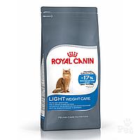 ROYAL CANIN Light Weight Care (ЛАЙТ ВЕЙТ КЕАР) сухой корм для взрослых кошек 0,4КГ
