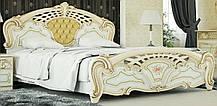 """Двуспальная кровать """"Кармен Люкс"""" 160 180"""