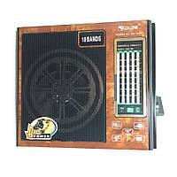 Радио приемник Golon RX 1431  c led фонариком
