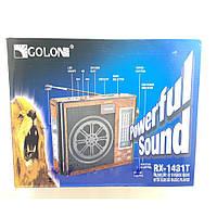 Купить оптом Радио приемник Golon RX 1431  c led фонариком