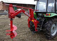 Бур садовый для трактора Wirax 1S-40 (диаметр 25 см; 50 см)