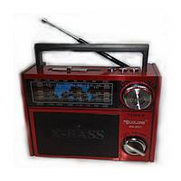 Радио приемник Golon RX 201  c led фонариком