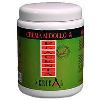 Pettenon Serical Крем-маска для волос с вытяжкой бамбука и плаценты пшеницы