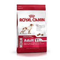 ROYAL CANIN MEDIUM ADULT 7+ (СОБАКИ СРЕДНИХ ПОРОД ЭДАЛТ 7+) корм для собак от 7 лет 15КГ