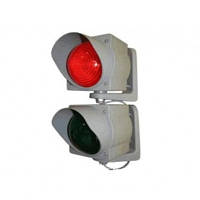 Сигнальная лампа красная (Светофор)