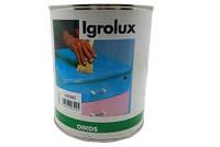 Итальянский защитный аклиловый лак Igrolux 0,75л
