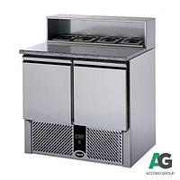 Стол холодильный для пиццы 2-х дверный Apach S02A