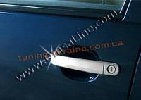 Накладки на дверные ручки Omsa на Audi TT 2007-2014