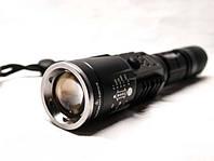Тактический фонарик U01-T6 Police Супер свет!! 12000W, фото 1
