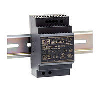 Блок питания Mean Well HDR-60-5 На DIN-рейку 32,5 Вт; 5 В; 6,5 А (AC/DC Преобразователь)