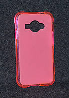 Чехол Samsung J110/J1 Ace розовый