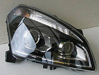 Nissan Qashqai J10 Mk1 оптика альтернативная передняя ксенон стиль VW