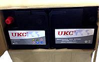 Аккумулятор автомобильный 12v 100A UKC с уровнем электролита
