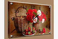 Часы-картина 25x35. Код: B-10