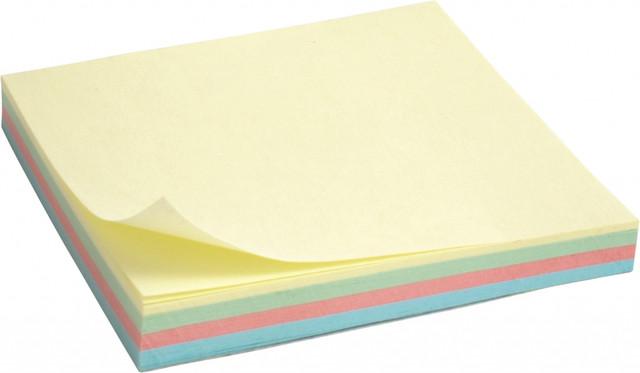Блоки паперу для нотаток з клейким шаром
