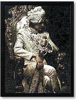 Картины мозаичные