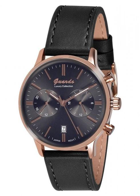 Чоловічі наручні годинники Guardo S01476 RgBB