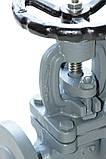 Вентиль запорный чугунный фланцевый GV-16 AYVAZ Ду32 Ру16, фото 8