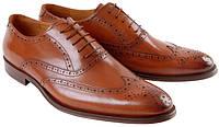 С какой одеждой сочетать мужские рыжие туфли?