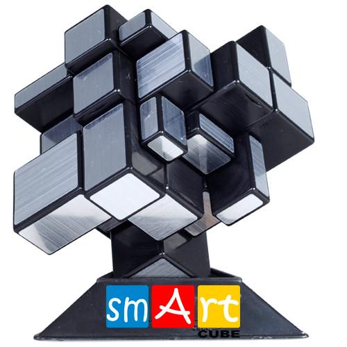 Кубик Рубика Зеркальный (Smart Cube 3x3 Mirror Silver)