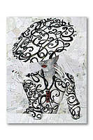 Мозаичное панно 01