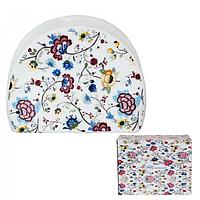 Салфетница керамика Цветочный шелк SNT 3662-10