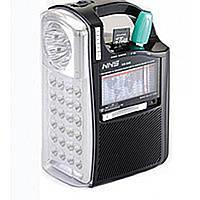 Радио приемник NS 040  c led фонариком