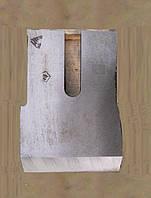 Нож рубильный 80х44х16 сталь 6ХС
