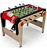 SMOBY Деревянный полупрофессиональный футбольный стол Millenium