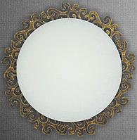 Круглый накладной потолочный светильник 1*60Вт Vesta Light 35120