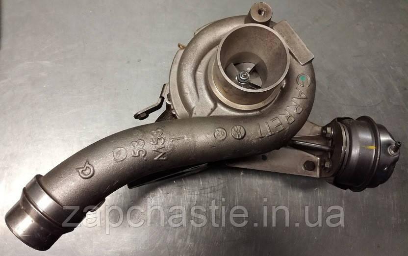 Турбина Опель Виваро 2.5 dCi 7651762