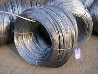 Проволока вязальная из углеродистой стали (черная) 5мм (1кг)
