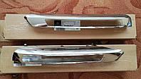 Накладка на ходовые огни хромированная передняя левая рестайлинг Mercedes-Benz GL X164 Новая Оригинальная