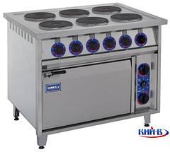 Плиты кухонные электрические Кий-В
