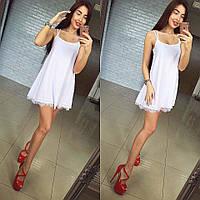 Женское летнее платье р.42
