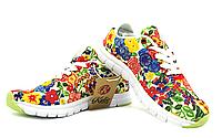 Детские кроссовки для девочек весна-лето Kylie Crazy 30-35 размер