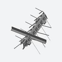 Профили для шва деформационного ремонтные Бета ПДШ Rβ-90