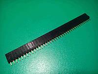Гребенка, штырьковые соединители, коннектор 40pin 2.54 мм мама, Arduino