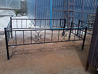 Изготовление кованных оградок