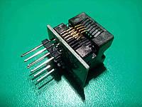 Адаптер переходник SOP8 - DIP8 для программатора