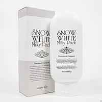 Маска отбеливающая SECRET KEY Snow White Milky Pack
