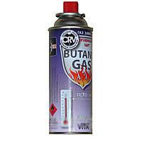 Газовый баллон VITA NEW 220 гр Украина для газ-горелки зеленый/28шт./