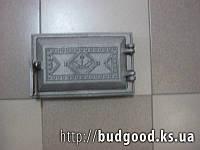 """Поддувальная дверь """"Вышиванка"""""""