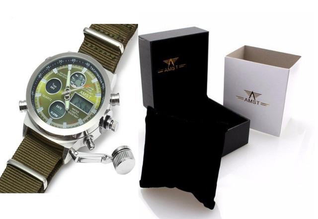 часы наручны мужские AMST