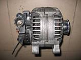 Генератор б/у на FIAT: Ducato, Scudo, Ulysse; LANCIA Zeta (новое реле регулятор), фото 4