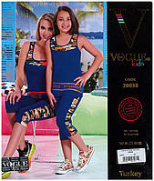 """Пижама детская для девочки 4-12лет """"Vogue collection"""" Турции"""